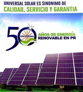 50 anos en energia renovable